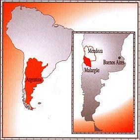 Image result for malargue mendoza argentina map